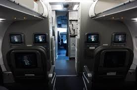 United Airlines American Airlines by American Airlines A319 New Routes From Miami The Forward Cabin