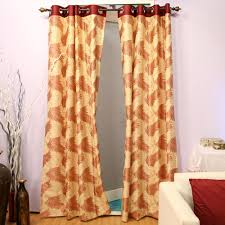 elegant combo of 4 door curtains with 5 cushion covers curtains