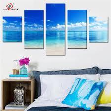 Peinture Moderne Pour Salon by Comparer Les Prix Sur Landscape Canvas Painting Online Shopping