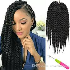 crochet braids hair 18 107g pack mambo twist crochet braid hair 12 66g pack