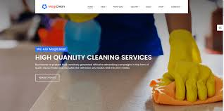 20 best cleaning company wordpress themes 2017 colorlib