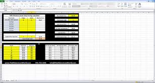 Pricing Spreadsheet Template How To Price Vinyl Car Window Decals For Fundraisers Calculator