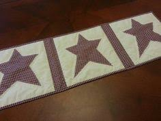 Primitive Table Runners by Christmas Table Runner Christmas Table Idee Pinterest