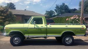 1975 Ford Truck Colors - 1975 ford f250 high boy pickup f196 1 portland 2016