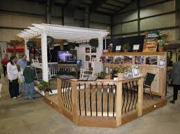 Home Decor Show by Home Show Display Features Low Maintenance Decking U2013 Columbus
