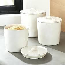 ceramic kitchen canisters white kitchen canisters large size of canisters with metal