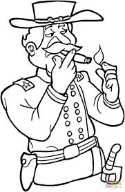 civil war soldier coloring page free printable coloring pages