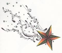 shooting star swirl by josie50000 on deviantart