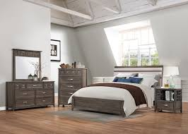 kenlin drawer guide modesto grey queen bedroom set my furniture place