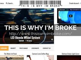 why im broke time u0027s 50 best websites of 2014 by team haiku deck