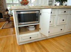 microwave in kitchen island microwave in the island finally kitchens ikea bar and house