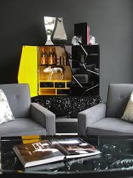 Interior Decorating Inspiration by 50 Unforgettable Black Home Accents And Interior Decorating Ideas