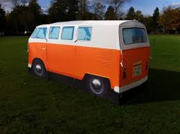 volkswagen microbus a volkswagen microbus tent for camping or just hanging out