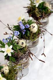 table decorations for easter 35 beautiful easter centerpieces ideas