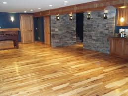 ideas best basement subfloor options for cozy interior floor