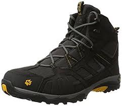 s waterproof walking boots size 9 wolfskin vojo hike mid texapore mens trekking and hiking