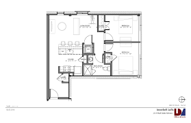 2 bedroom floor plans floor plans innerbelt lofts