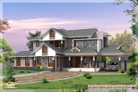 style dream home elevations kerala design floor plans home