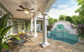 spanish courtyard designs spanish style house plans with interior courtyard at the back floor