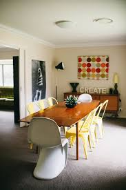 Metal Dining Room Chair Top 25 Best Yellow Dining Chairs Ideas On Pinterest Yellow