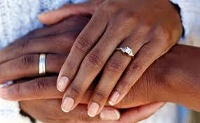 how to wear wedding ring set wedding ring on how to wear a wedding ring set the right way