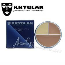 kryolan professional make up aliexpress buy kryolan 3 color foundation concealer