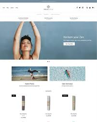 oslo theme envy ecommerce website template
