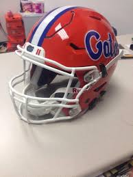 first look florida gators new football helmets for 2014 florida