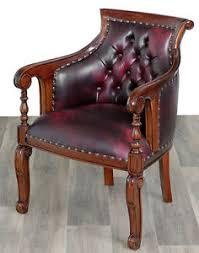 bureau style anglais fauteuil de bureau style anglais victorien georgien en acajou