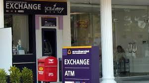 bureau de change banque postale banques et bureaux de poste à cha am