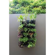 Indoor Vertical Gardens - indoor vertical garden kit home design