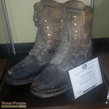 myer s boots rob s michael myers boots original prop