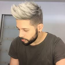 how to blend a lads a hair ideal end product of the platinum dye hairstyle pinterest