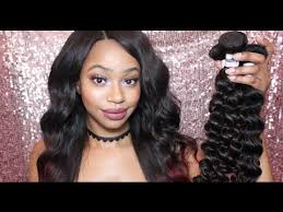 portia hair company diamond virgin hair co mink brazilian wavy curly youtube