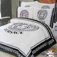 Gucci Bed Comforter Versace Sheets King Versace Bed Versace Bedding Set Satin Medusa