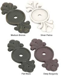 kitchen cabinet hardware with backplates kitchen handles with backplate emtek bronze cabinet knob backplate