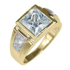 mens gold diamond rings men gold diamond rings meridian mens gold ring timepieces