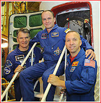 soyuz ms 05 to carry fresh crew to iss