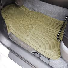 infiniti qx56 year changes 4pc all weather beige rubber floor mats mt 9023bg for infiniti