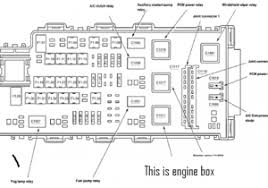 2006 ford freestyle fuse diagram 2006 wiring diagrams