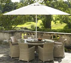 Outdoor Patio Dining Sets With Umbrella Patio Dining Furniture Sets Wicker Rattan Outdoor Furniture Square