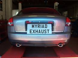 subaru dual exhaust custom stainless exhaust system myriad exhaust walsall
