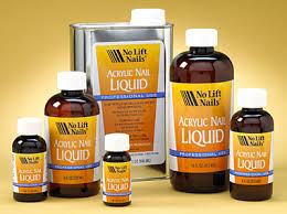 acrylic nail systems liquid and powder no lift nails