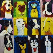 dog wall art buy dogs 1 wall art at lifeix design for only 153 45