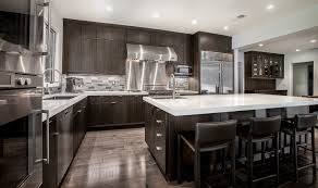 Modern Cabinet Design For Kitchen Custom Modern Kitchens Home Decorating Ideas