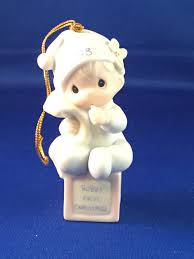 baby s 1998 boy precious moment ornament