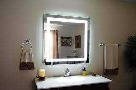 Bathroom Vanity Mirror With Lights Bathroom Vanity Light Fixtures Up Or Types Of Bathroom