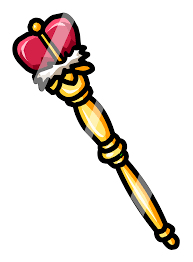 club penguin background halloween image royal scepter pin icon png club penguin wiki fandom