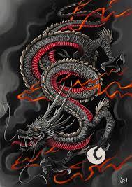 pinks dragon tattoo 2 japanese dragon http jimjaz deviantart com art japanese dragon