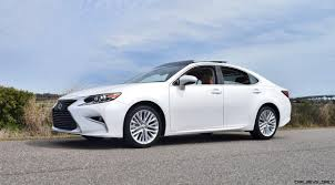 jaguar xf vs lexus es 350 2017 lexus es350 hd road test review w 2 videos by tom burkart